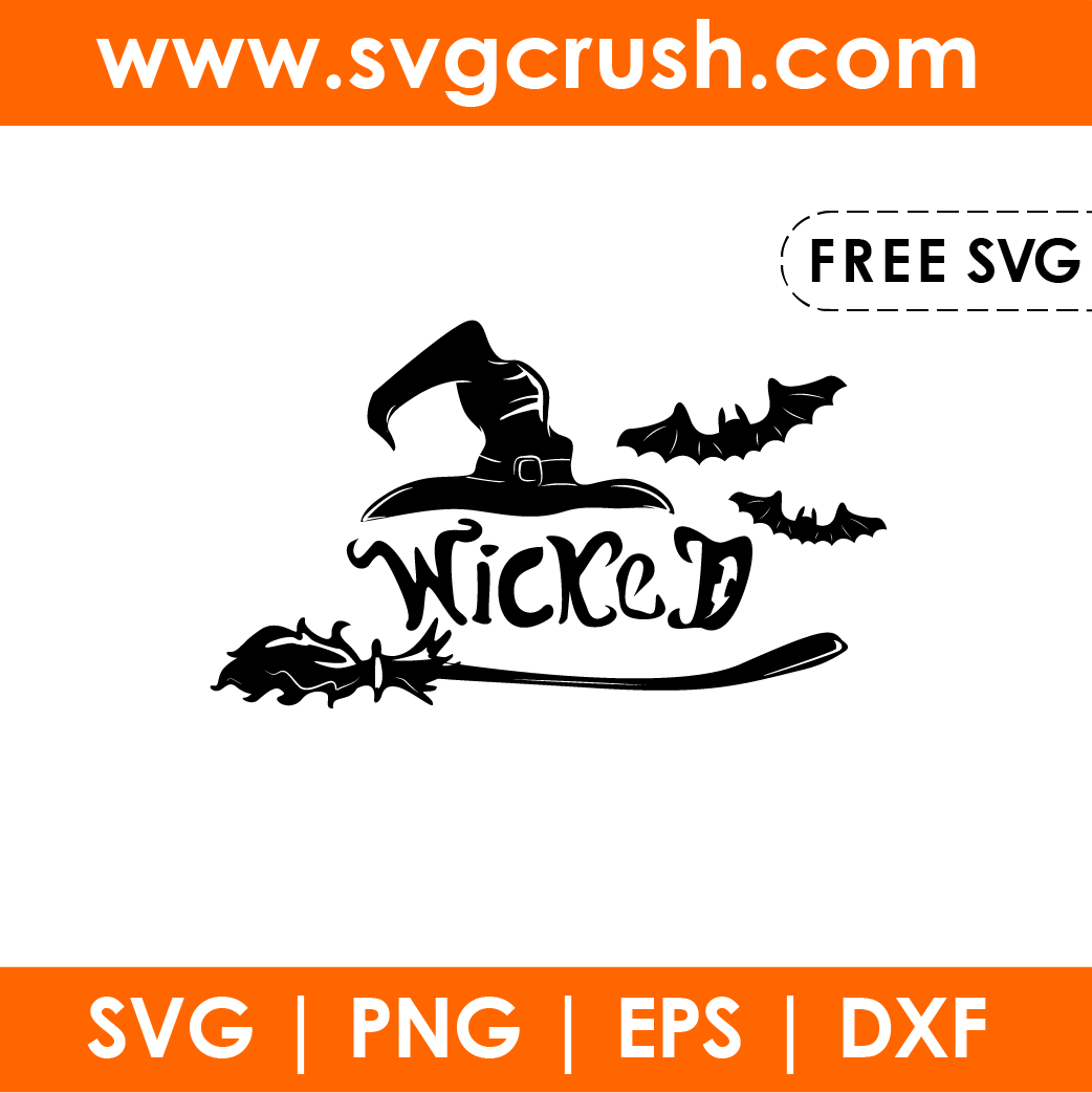 free wicked-001 svg