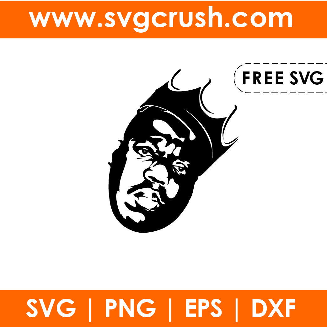 free notorious-big-001 svg