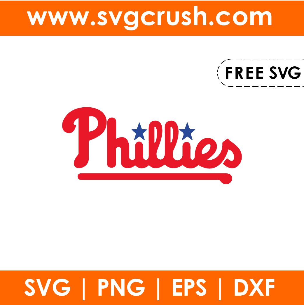 free philadelphia-phillies-001 svg